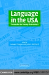 Finegan E., Rickford J.R. — Language in USA: Themes for the Twenty-first Century