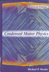 Marder M.P. — Condensed matter physics
