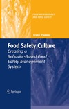 Yiannas F. — Food Safety Culture: Creating a Behavior-Based Food Safety Management System