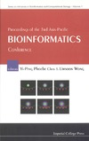 Yi-Ping Phoebe Chen, Limsoon Wong — Proceedings Of The 3rd Asia-pacific Bioinformatics Conference: Institute for Infocomm Research
