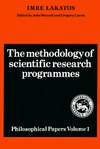 Lakatos I., Worrall J., Currie G. — The methodology of scientific research programmes