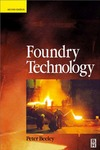 Peter Beeley — Foundry Technology, Second Edition