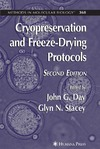 Day J.G., Stacey G. — Cryopreservation and Freeze-Drying Protocols (Methods in Molecular Biology)