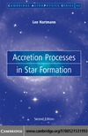 Hartmann L. — Accretion processes in star formation
