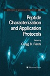 Fields G.B. — Peptide Characterization and Application Protocols