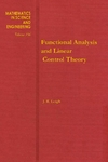 Leigh J. R. — Functional analysis and linear control theory