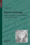 Kvasz L. — Patterns of Change: Linguistic Innovations in the Development of Classical Mathematics