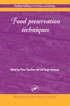 Zeuthen P. — Food preservation techniques