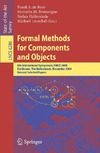 de Boer F.S., Bonsangue M.M. — Formal Methods for Components and Objects