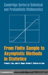 Sen P.K., Singer J.M. — From Finite Sample to Asymptotic Methods in Statistics