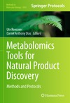Roessner U., Dias D. — Metabolomics Tools for Natural Product Discovery: Methods and Protocols