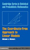 Wichura M.J. — The coordinate-free approach to linear models