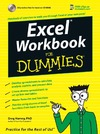 Harvey G. — Excel Workbook For Dummies (For Dummies (Computer/Tech))