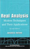 Folland G. — Real analysis: modern techniques and their applications