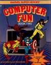 Guaraldo R., Zaker S. — Marvel Super Heroes Computer Fun Book II