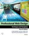 Eccher C. — Professional Web Design: Techniques and Templates (with CD-ROM) (Internet Series)