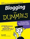 Hill B. — Blogging For Dummies   (For Dummies (Computer Tech))