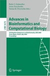 Guimaraes K., Panchenko A., Przytycka T. — Advances in Bioinformatics and Computational Biology: 4th Brazilian Symposium on Bioinformatics, BSB 2009, Porto Alegre, Brazil, July 29-31, 2009, Proceedings ... Science / Lecture Notes in Bioinformatics)