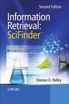 Damon Ridley — Information Retrieval - SciFinder, 2nd edition