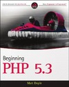 Doyle M. — Beginning PHP 5.3