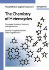 Eicher T., Hauptmann S. — The Chemistry of Heterocycles: Structure, Reactions, Syntheses, and Applications