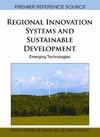Lee W.B., Zhao J. — Regional Innovation Systems and Sustainable Development: Emerging Technologies