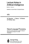 Siekmann J. — Lecture Notes in Artificial Intelligence