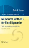 Durran D. — Numerical methods for fluid dynamics: With applications to geophysics