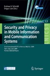Lian S. — Security and Privacy in Mobile Information and Communication Systems