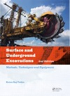 Tatiya R. — Surface and Underground Excavations: Methods, Techniques and Equipment