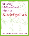 Dacey L., Eston R. — Growing Mathematical Ideas in Kindergarten