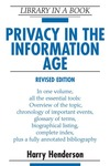 Henderson H. — Privacy in the Information Age
