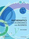 Jacques I. — Mathematics for Economics and Business