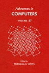 Yovits M. — Advances in COMPUTERS  VOLUME 27