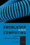 Vamos T. — Knowledge and Computing: A Course on Computer Epistemology