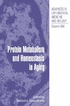 Tavernarakis N. — Protein Metabolism and Homeostasis in Aging