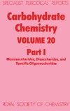 Williams N. — Carbohydrate Chemistry Vol. 20