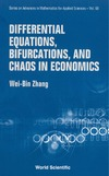 Zhang W.-B. — Differential equations, bifurcations, and chaos in economics
