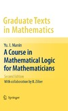 Manin Y.I. — A Course In Mathematical Logic For Mathematicians