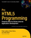 Lubbers P., Albers B., Salim F. — Pro HTML5 Programming: Powerful APIs for Richer Internet Application Development