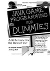 Holder W., Bell D. — Java Game Programming For Dummies