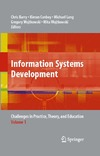 Barry C., Conboy K., Lang M. — Information Systems Development: Challenges in Practice, Theory, and Education Volume 1