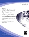 Cagliano R., Kalchschmidt M., Romano P. — Journal of Manufacturing Technology Management, Volume 16, Number 4, 2005