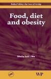 David J. Mela — Food, diet and obesity (Woodhead Publishing in Food Science and Technology)