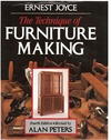 Ernest Joyce, Alan Peters — The Technique of Furniture Making