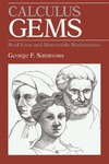 George F. Simmons — Calculus Gems: Brief Lives and Memorable Mathematics
