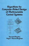 Bingulac S. — Algorithms for Computer-aided Design of Multivariable Control Systems