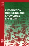Kangassalo H., Jaakkola H., Kawaguchi E. — Information Modelling and Knowledge Bases Xiii