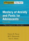 Pincus D., Ehrenreich J., Mattis S. — Mastery of Anxiety and Panic for Adolescents Riding the Wave, Therapist Guide