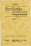 Theilheimer W. — Theilheimers Synthetic Methods of Organic Chemistry. Volume 28